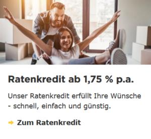 Commerzbank Ratenkredit